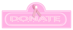 Cancer donate sign