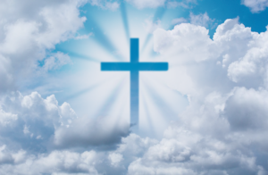 Cross in the sky